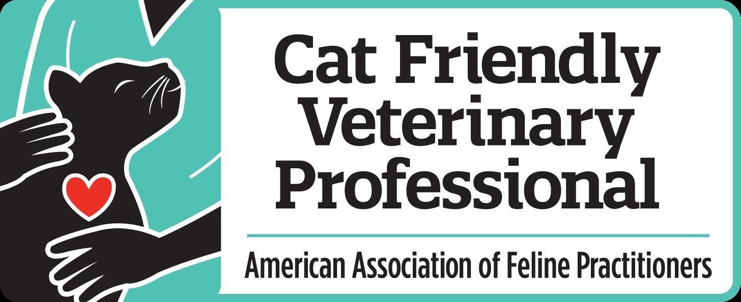 Cat Friendly Professional Logo