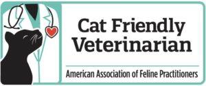 Cat Friendly Vet Logo