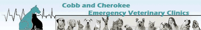 Cobb Emergency Veterinary Clinic Logo